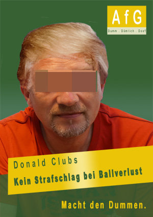 Donald Clubs