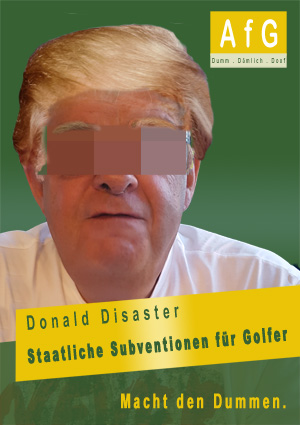Donald Disaster